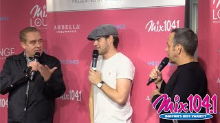 Niall Horan Talks One Direction, New Album, and Being in Boston