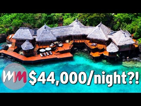 Top Most Expensive El Rooms In The World