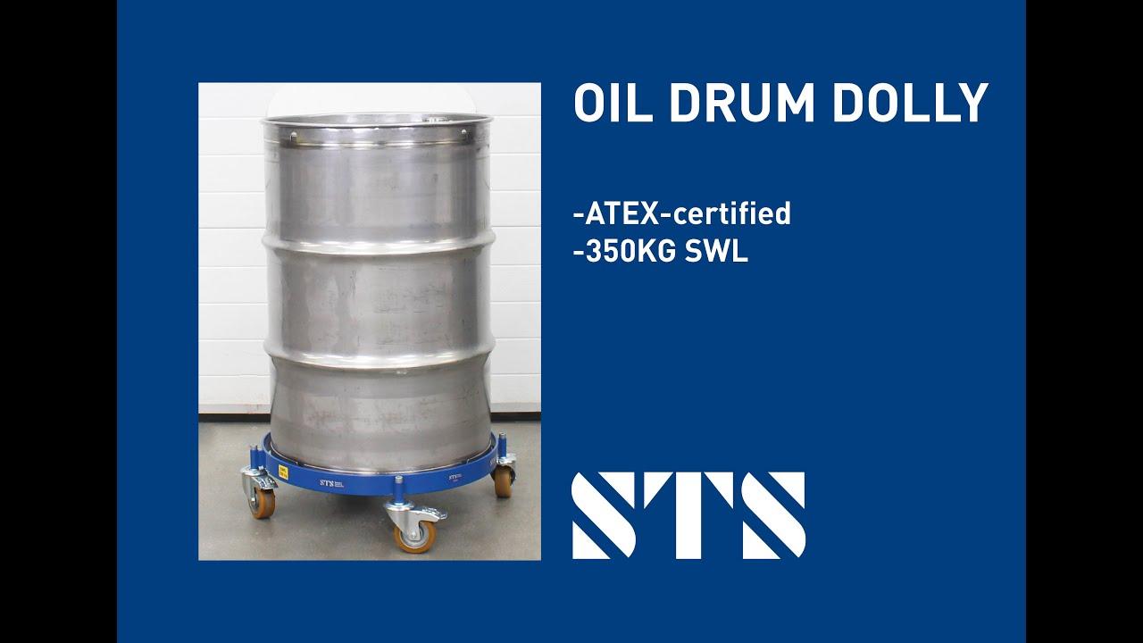 Drum & Barrel Dolly