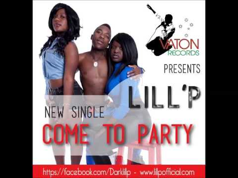 Come to Party By Lill'p  / New BURUNDI Music 2014