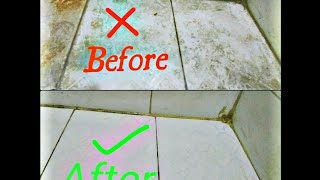 How To Clean Tiles At Home