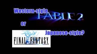 Western RPGs or Japanese RPGs?!