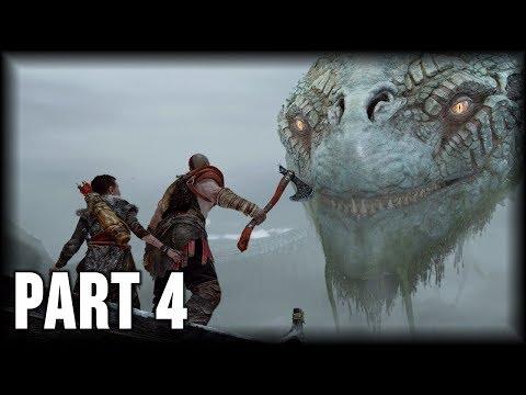 God of War - 100% Walkthrough Part 4 [PS4] – Favor: Second Hand Soul