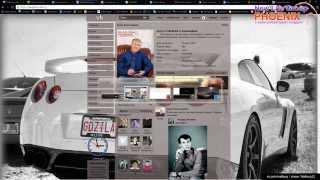 Как добавить видео на свой канал YouTube и Вконтакт(Обучающее видео для участников команды New Life Group PHOENIX, о том как загрузить свое видео на You Tube и затем добавить..., 2014-04-06T13:14:36.000Z)