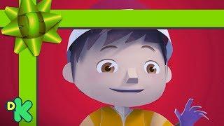 Episodio completo: El calendario de Navidad | Zack & Quack | Discovery Kids