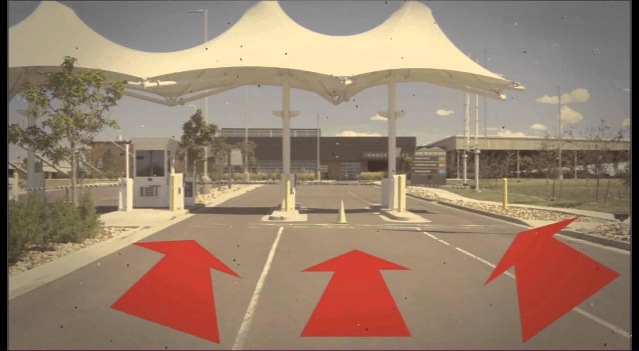 Canopy Airport Parking & Canopy Airport Parking - YouTube