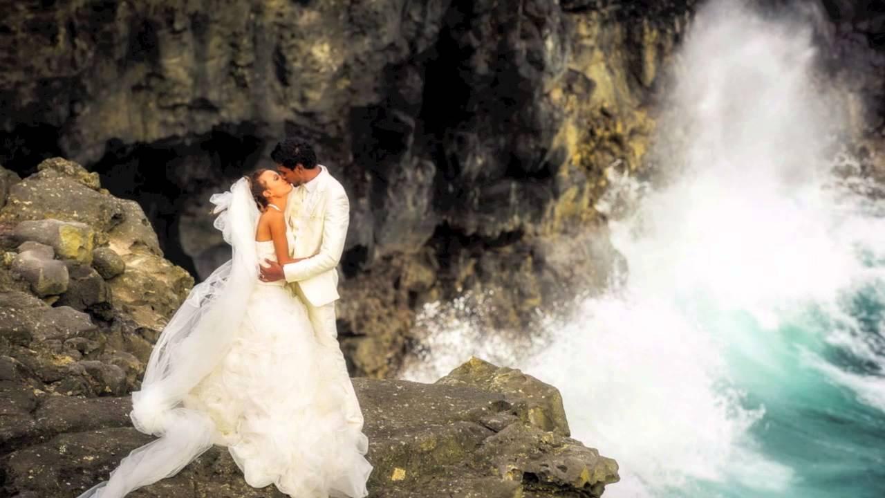 Wedding Photographer in Mauritius - YouTube