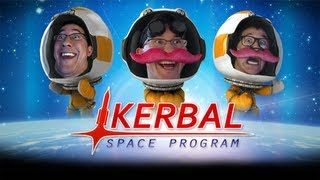 "Kerbal Space Program | Part 1 | MARKIPLIER IN ""SPACE"""