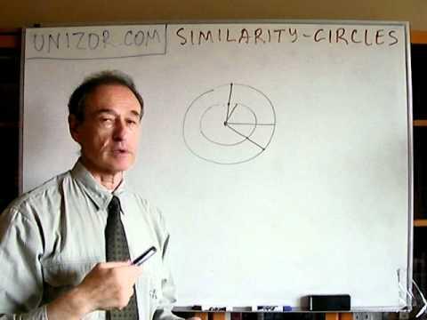 Unizor - Geometry2D - Similarity - Circles