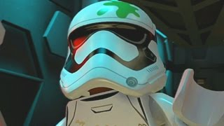LEGO Star Wars: The Force Awakens (3DS/Vita) - Chapter 2 - Escape the Finalizer