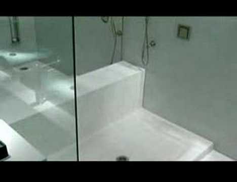 kohler shower receptors