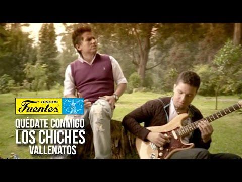 Quédate Conmigo - Los Chiches Vallenatos ( Video Oficial ) / Discos Fuentes