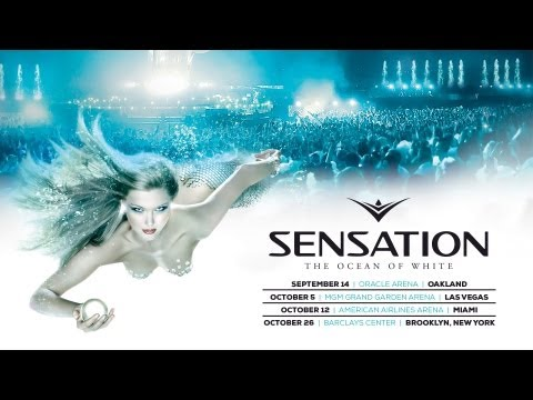 Sensation U.S. Tour '13 ticket sale info