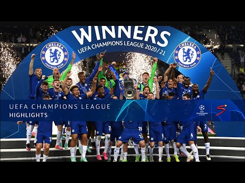 UEFA Champions League   Final   Manchester City v Chelsea   Highlights