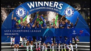 UEFA Champions League | Final | Manchester City v Chelsea | Highlights