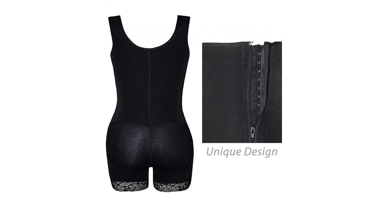 e284b9150a0 RIBIKA Women Body Shapewear Slimming Corset Tummy Control Waist Shaper  Bodysuit Shapers
