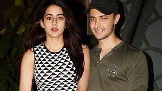 Salman khan To Launch Sara Ali Khan & Aayush Sharma In A Love Story