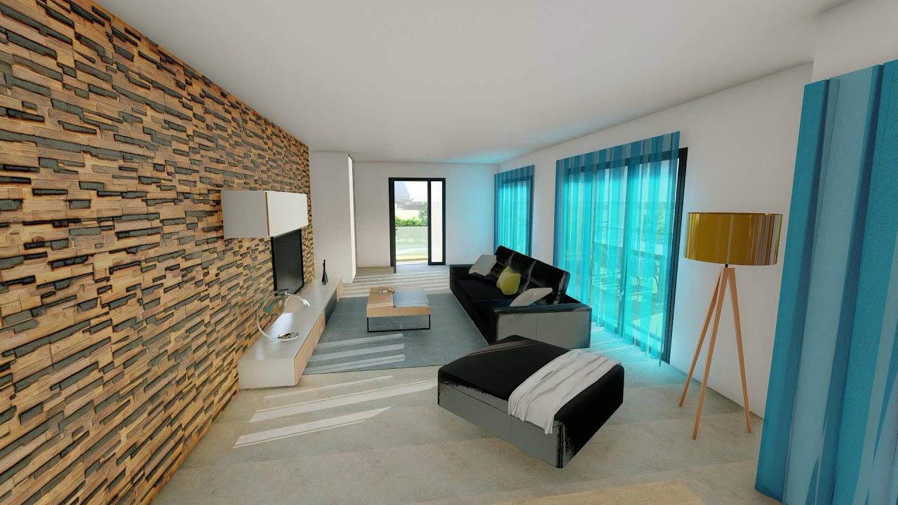 Rénovation de standing - Intérieur Maison T6 de à Brax (31490)