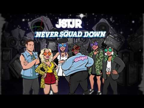JSTJR - Shake That ft. Ma-Less (Audio)
