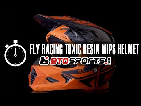 Fly Toxin Resin MIPS Helmet | BTOSports.com Product Review