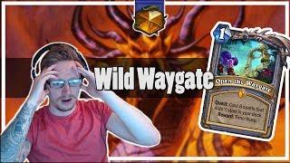 Hearthstone: Majordomo Wild Waygate