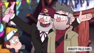 Gravity falls - take back the falls - The mystery shack has the new manager