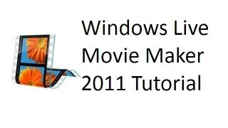Windows Live Movie Maker 2011: Saving Project (not video)
