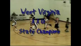WV Thunder Girls Basketball