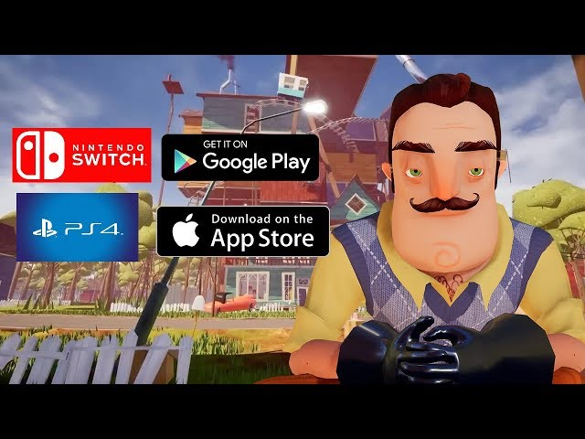 Hello Neighbor – PS4 | Review | SquareXO