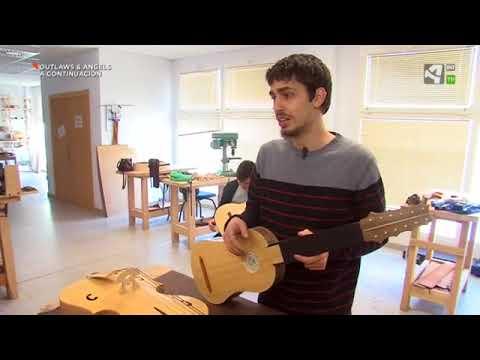 La Escuela de Violeros de Zaragoza en el programa SOStenibles de Aragón televisión