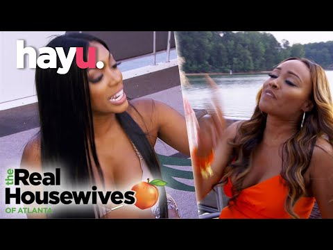 Boat Party Fight! | The Real Housewives of Atlanta