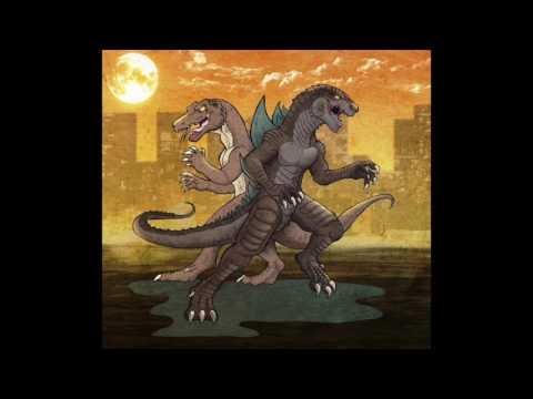 zilla and komodithrax