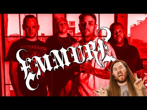 Emmure When Keeping It Real Goes Wrong Guitar Cover Playthrough
