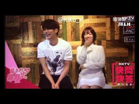 [EngSub] Sung Hoon & Ji Eun Interview with KKTV Taiwan [16.05.2017]