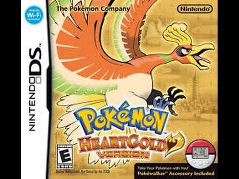 Descargar Pokemon – Edicion Oro HeartGold [Español][NDS ...