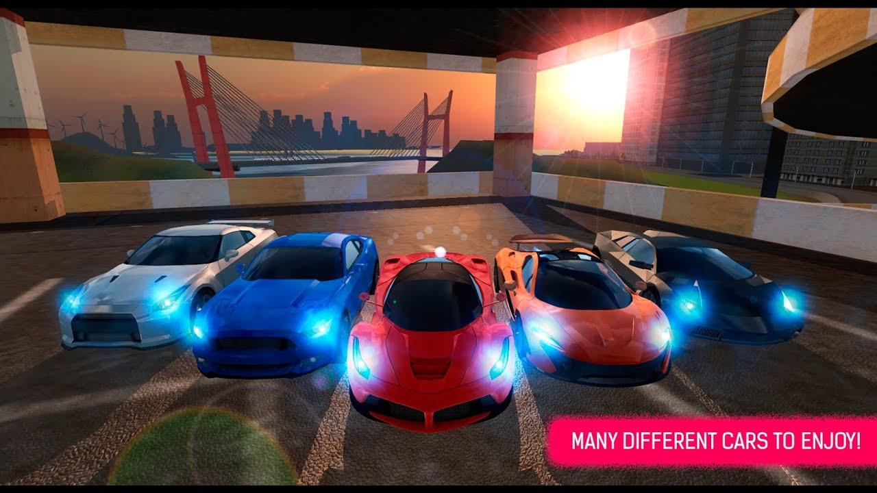 Car Simulator Racing Game Android Gameplay Hd Youtube