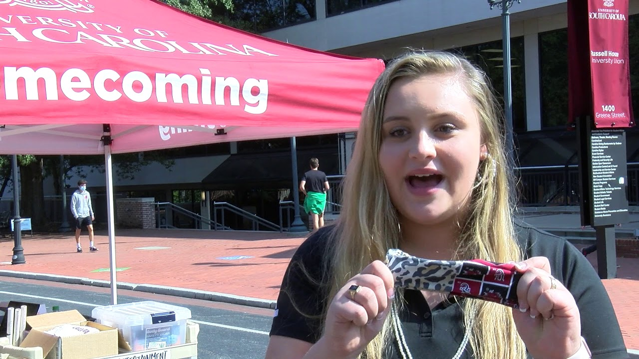 UofSC Homecoming Brings Students to the Roaring Twenties | SGTV News 4
