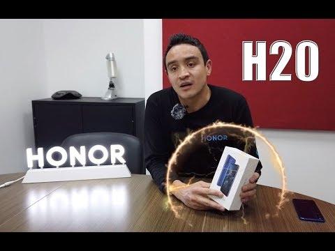 Primera vista al Honor 20!