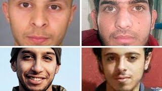 Who are the Paris attack suspects?
