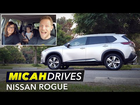 2021 Nissan Rogue | Compact SUV Family Review
