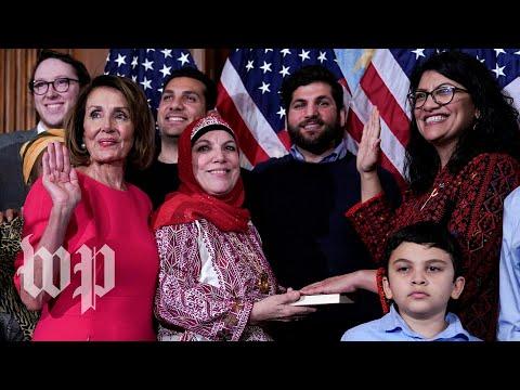 'We're gonna impeach the motherf-----': Rep. Rashida Tlaib on Trump