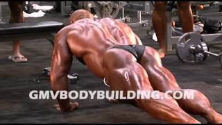 Robert Burneika - The Beast - from GMV Bodybuilding