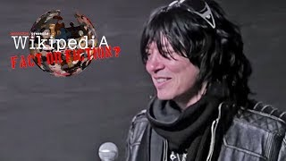 Cinderella's Tom Keifer - Wikipedia: Fact or Fiction?