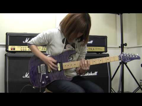 Miki Kato - Cliffs of Dover (Eric Johnson)
