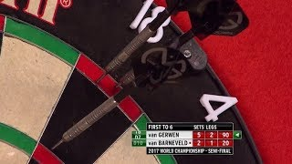 TOP 5 EASIEST and HARDEST checkouts in DARTS