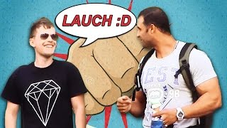 DU LAUCH PRANK (Fast eskaliert)! | PvP