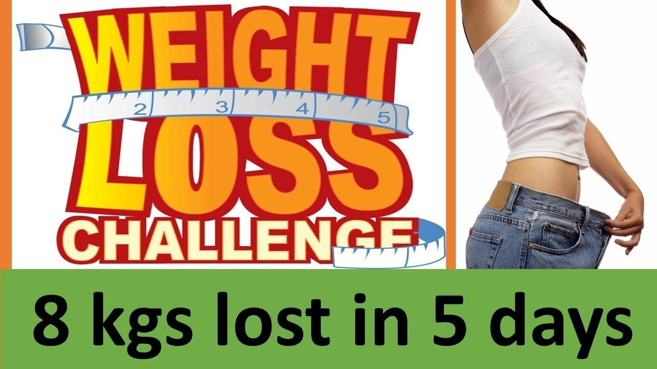 Success Lost 8 Kgs In 5 Days No Exercise No Diet Fast
