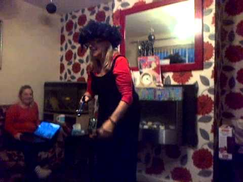 my nana morris dancing lol