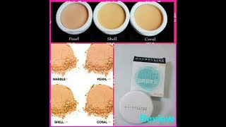 Maybelline Newyork White Superfresh Compact Honest Review by SKYLIGHT