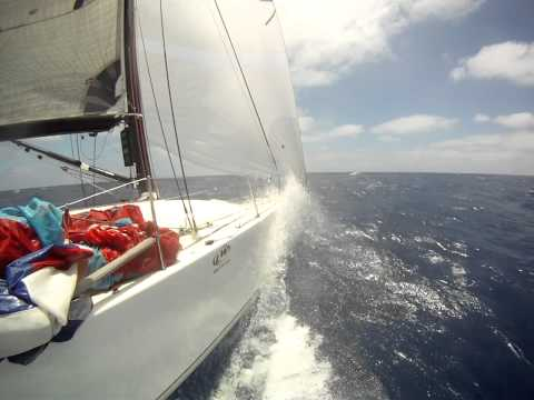 Transpac 2011 with Dr Jim Sears onboard Locomotion